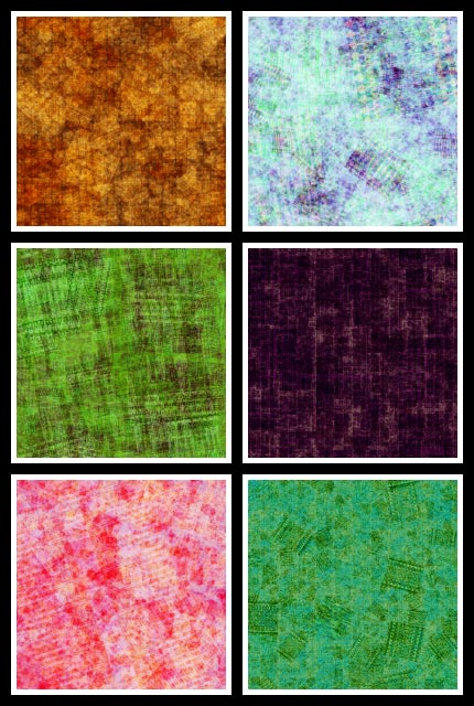 Preview of 6 grunge the paint seamless tiling patterns