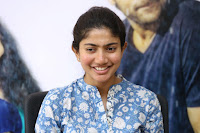 Sai Pallavi looks super cute in plain dress at her interview in Telugu about movie Fidaa ~ Exclusive Celebrities Galleries 014.JPG
