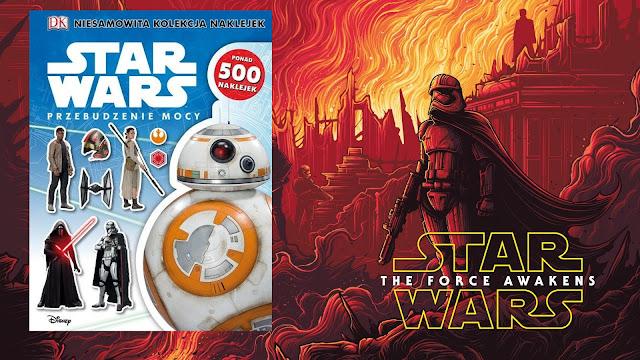 Recenzja - Star Wars. Przebudzenie Mocy: Wielka kolekcja naklejek