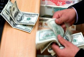 Hoy el banco central quemó más de u$s 50 millones de reservas y sigue...