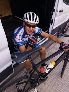 Carlos Eduardo Molina en el Trofeo Guerrita 2017