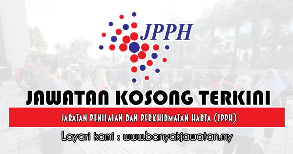Jawatan Kosong Kerajaan di Jabatan Penilaian dan Perkhidmatan Harta (JPPH)
