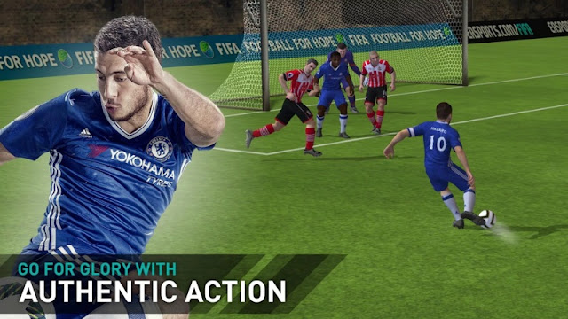 FIFA Mobile Soccer 6.1.0 Apk Full Version for Android Update