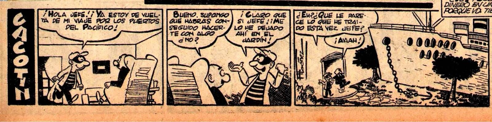 Cacotin, La Risa 2ª época nº 91