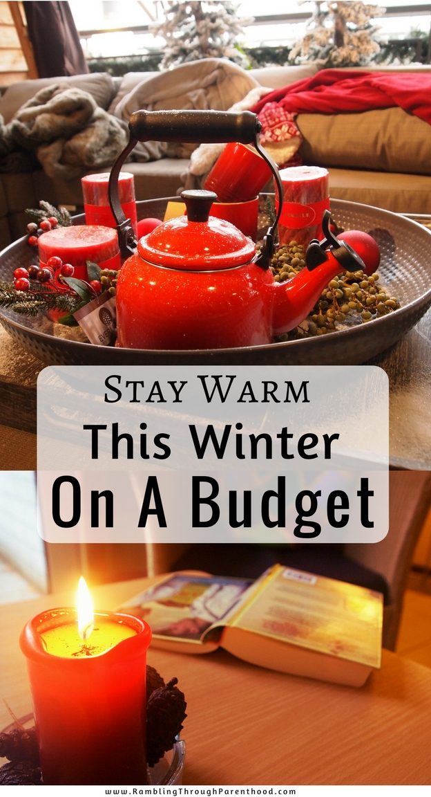Temperatures are dipping and the cold nights are drawing in as we head into December. We all want to have a cosy home in winter but none of us want the cost that comes with it. Here are a few easy tips and tricks that can help you stay warm this winter on a budget.