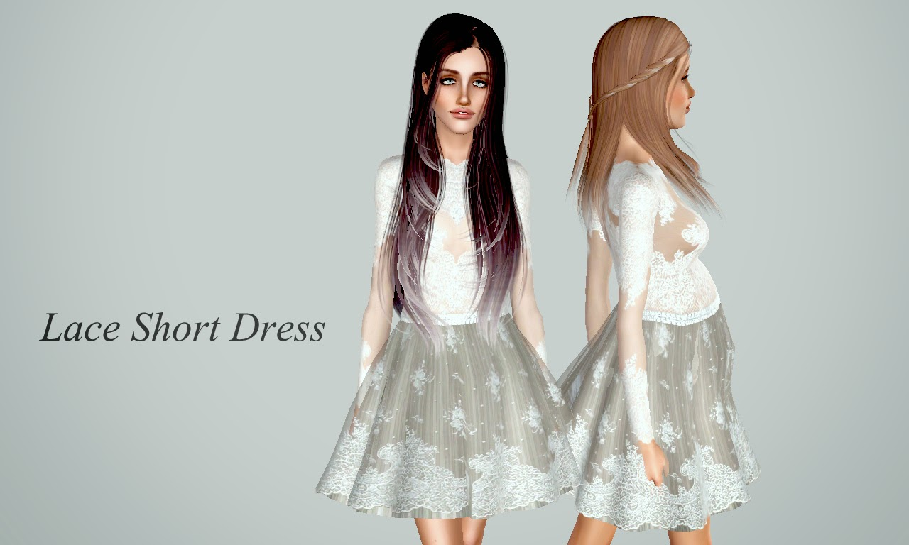 My Sims 3 Blog: BEO Dresses Enabled For Maternity By