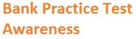 Bank Exam Practice Test Paper General Awareness