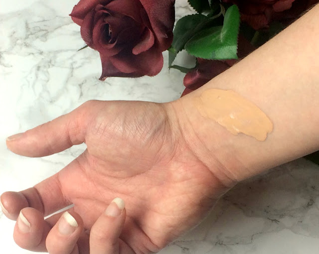 Lancôme Teint Idole Ultra 24h Foundation Swatch