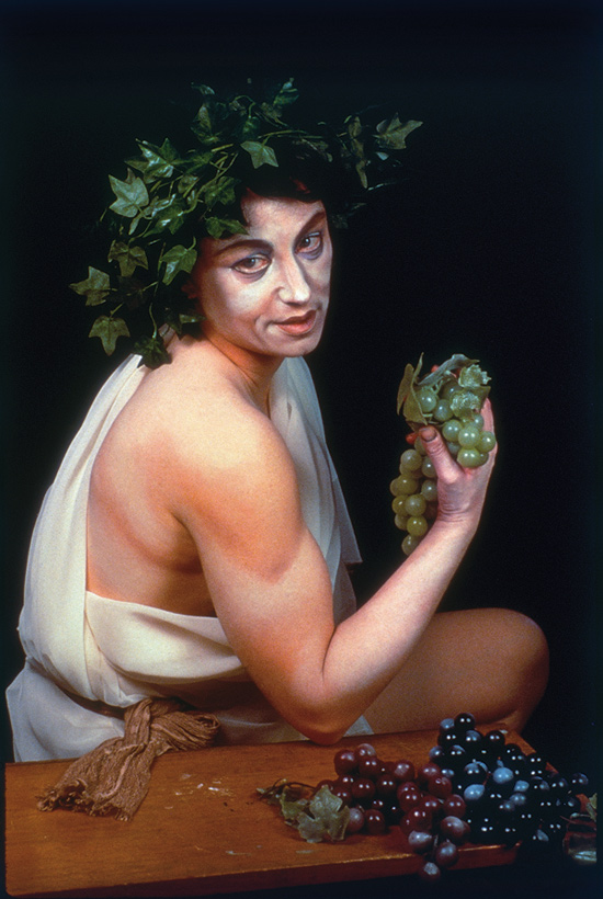 Young Sick Bacchus Deriving Meaning from ...