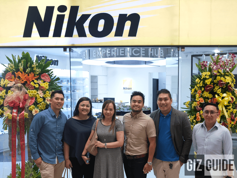 Visit the Nikon Experience Store in Glorietta!