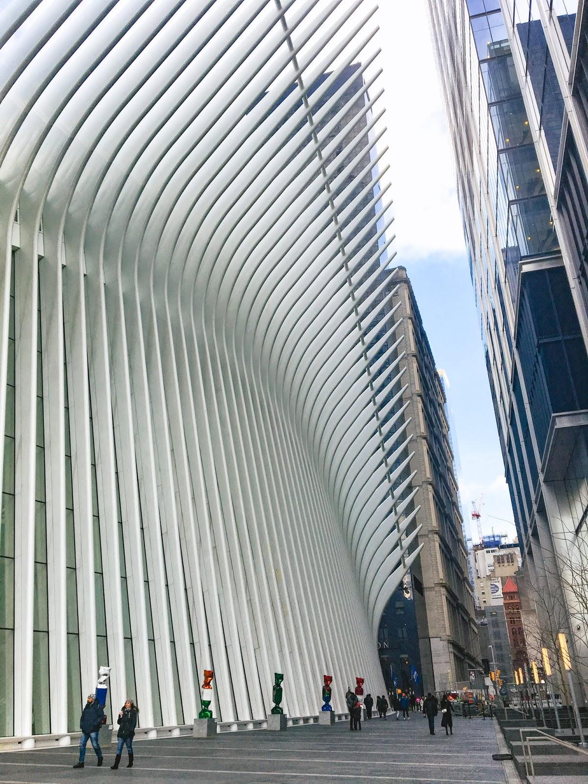 Außergewöhnliche Gebäude in New York