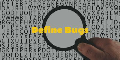 Define Bugs