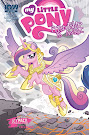 My Little Pony Friendship is Magic #6 Comic Cover Jetpack Variant