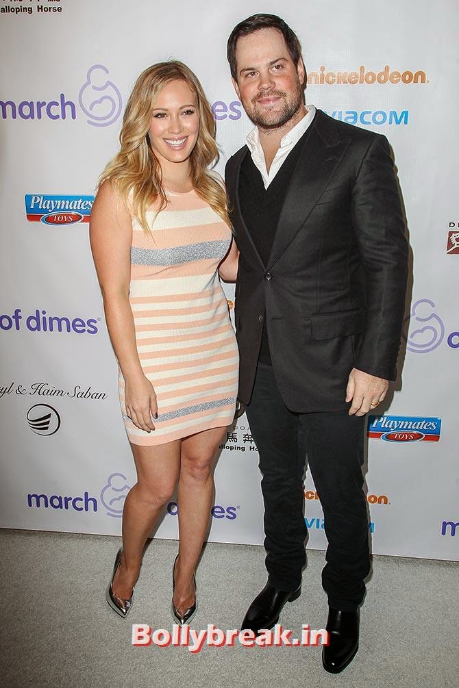 Hilary Duff and Mike Comrie, List of Sports star break-ups Pictures - Cricket, Tennis, Golf, Basketball