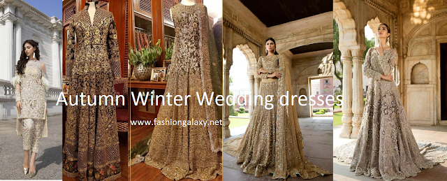 autumn winter wedding dresses