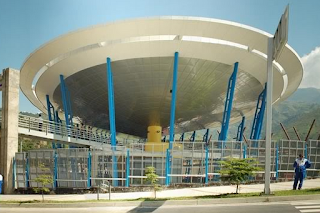 Sad Images of Hugo Chavez's Trolleybus - Terminal Ejido 2