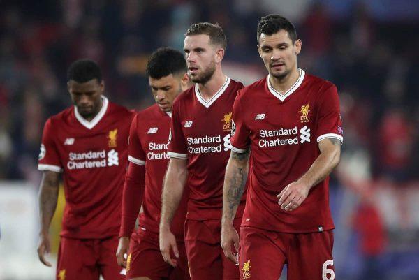 Liverpool defence