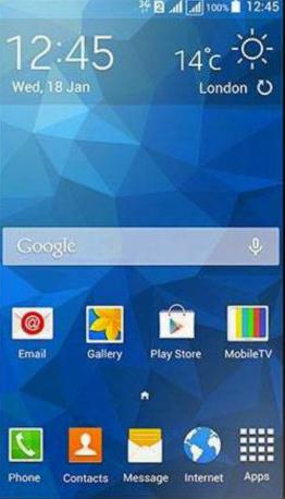 Tutorial merubah icon signal dan data internet Andromax evdo