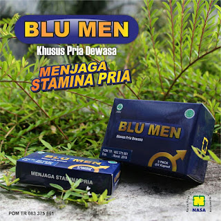 BLU MEN NASA ISI 2 KAPSUL