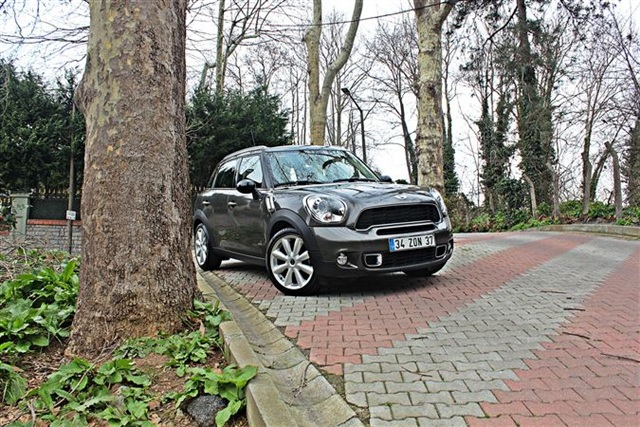 Alper Güler 2013 Mini Cooper S Countryman All 4 Test Ve Yorum