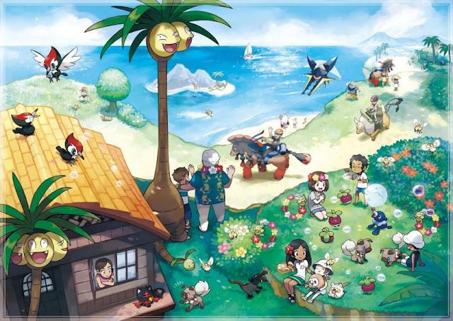 Pokémon Sol y Luna vende 4,5 millones de unidades en Estados Unidos