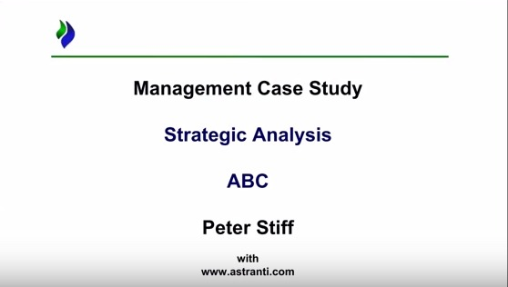Case study answers to case study 18 of strategic management 12e