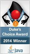 2014 Duke's Choice Award Winner