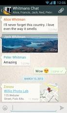 برنامج واتس أب للأندرويد
