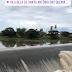 Queimadas: Barragem da Leste transborda após chuvas trazendo alegria para população da região