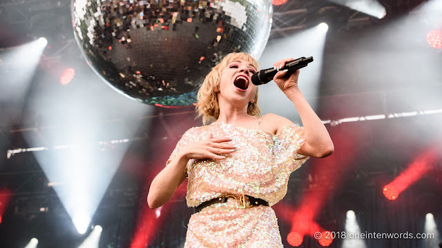 Carly Rae Jepsen at Riverfest Elora 2018 at Bissell Park on August 18, 2018 Photo by John Ordean at One In Ten Words oneintenwords.com toronto indie alternative live music blog concert photography pictures photos