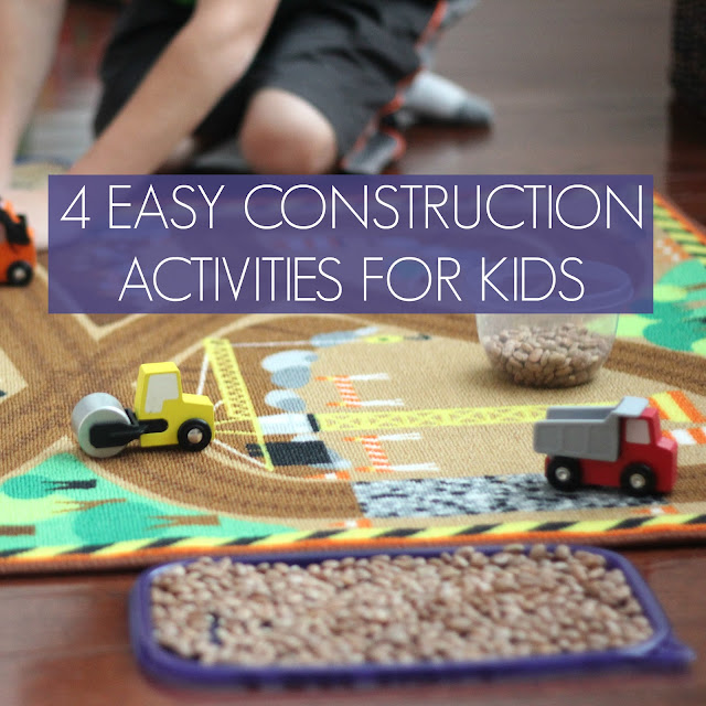 Toddler Approved 4 Creative Construction Play Ideas For Kids