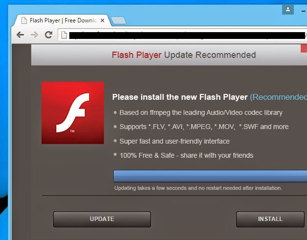How can i block static. Provesoftware. Review flash player alerts.