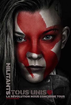 Hunger Games La Révolte Partie 2 poster