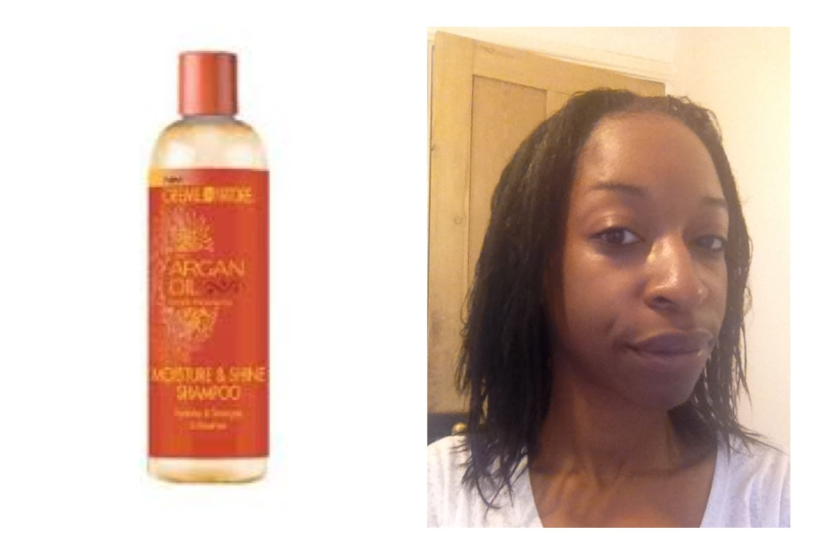 By Nature Shampoo With Argan Oil