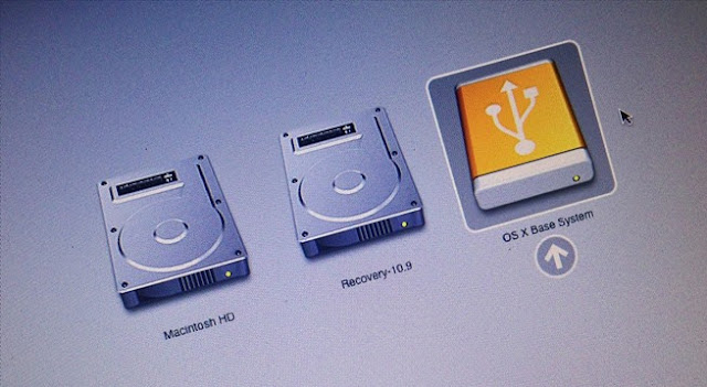 Downgrade from OSX El Capitan to Mountain Lion using bootable USB installer