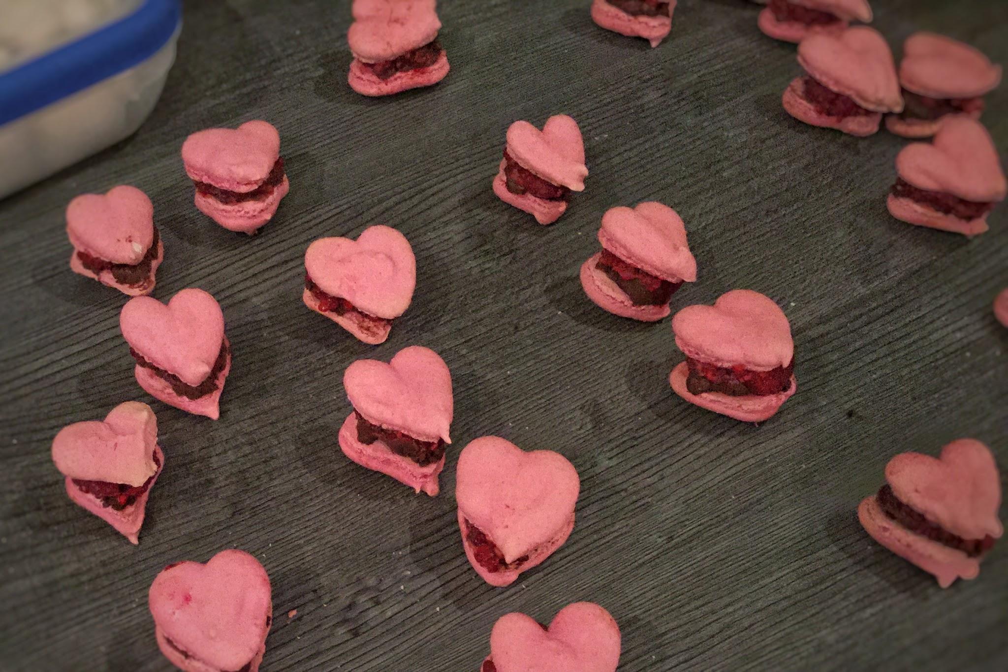 macarons-coeur-saint-valentin