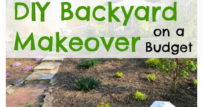 the art photo : DIY Backyard Makeover on a Budget with ... on Patio Makeovers On A Budget id=42787