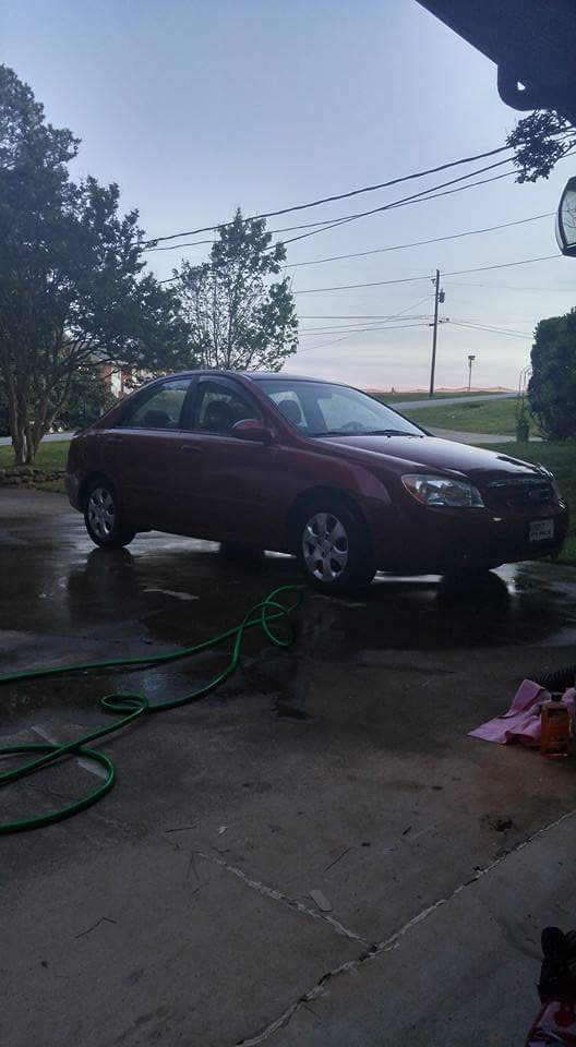 Kia, Spectra, car wash #shop #SummerCarCare #cbias