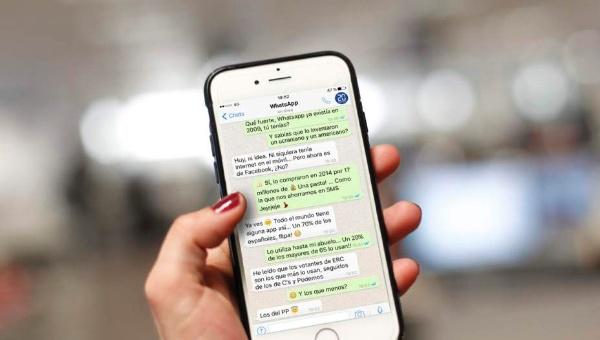 Conversaciones borradas de WhatsApp quedan almacenadas en la memoria de la aplicación