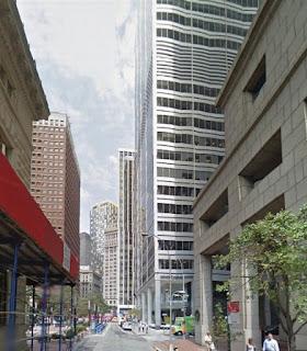 Bürohochhaus in der 77 Water Street