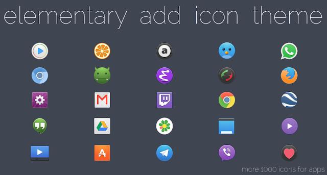 Instale o tema de ícones do ElementaryOS no seu Ubuntu!