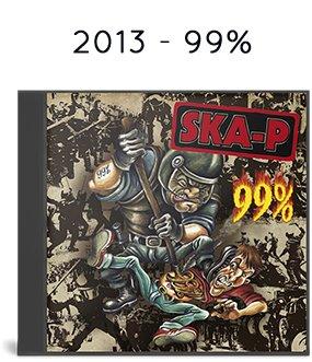 2013 - 99%