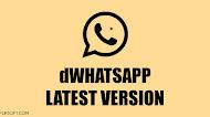 [UPDATE] Download DWhatsApp v0.160 Anti Expired