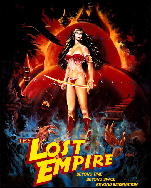 The Lost Empire 1984 Dual Audio Hindi UNRATED 720p BluRay