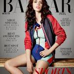 Kalki Koechlin Hot Photoshoot For Harper's Bazaar India (May 2014)
