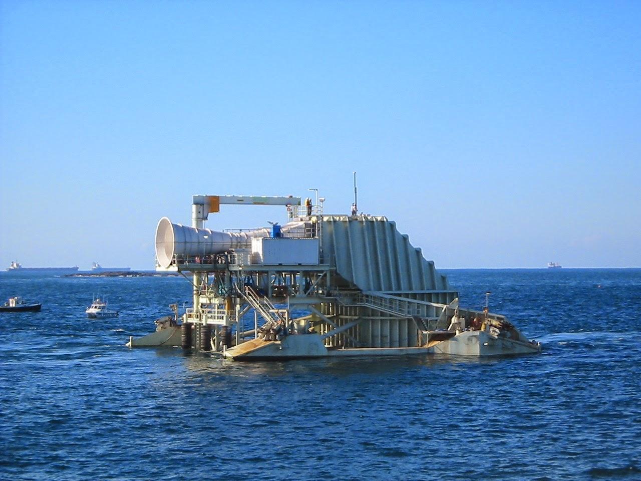 Terminador offshore