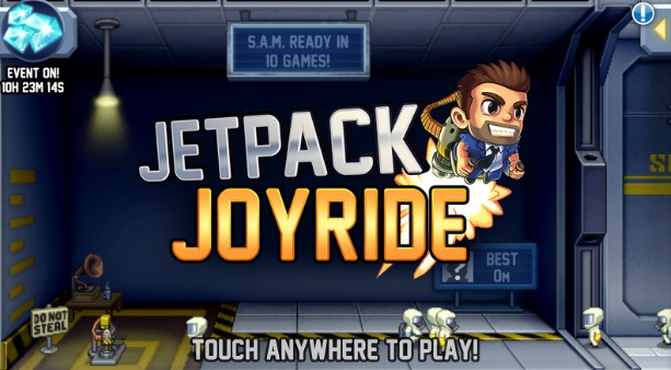 Download Jetpack Joyride v1.9.24 Apk Mod Terbaru ( Unlimited Coins ) Free