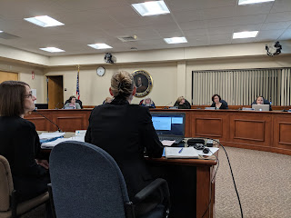 Superintendent to School Committee - FY 2019 School Budget Memo and Presentation