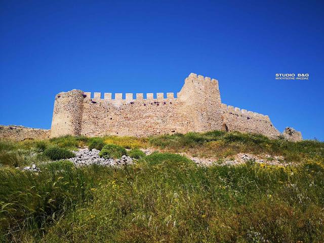 Διεθνής Ημέρα Μνημείων - Το κάστρο Λάρισα του Άργους