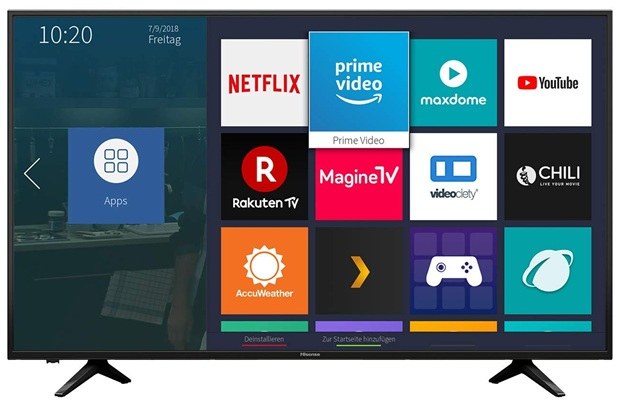 ▷[Análisis] Hisense H65AE6030, Opiniones y Review de un interesante Smart TV 4K en oferta limitada